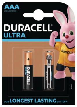 Батарейка DURACELL Ultra Power AAA 2шт/10