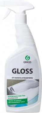 Чистящее ср-во д/ванной GRASS Gloss 600мл спрей/12