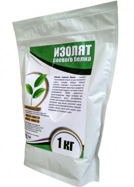 Протеин Соевый изолят 1кг/1/Ecotopia.ru