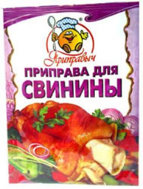Приправа ПРИПРАВЫЧ для свинины 17г/35