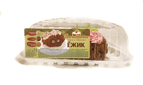 Торт Ежик, вес/СПС