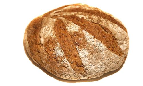 Хлеб ржано-пшеничный бездрожжевой с семенами льна, вес/СП