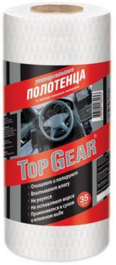 Универсальные полотенца Top Gear 35шт/30/10