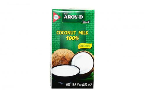 Кокосовое молоко АРОЙ-Д 500мл 60% т/п/24