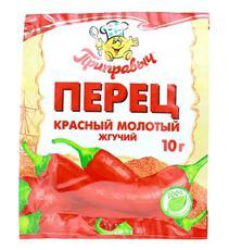 Приправа ПРИПРАВЫЧ Перец красный молотый 10г/30
