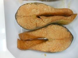 Рыба Сёмга стейк г/к, вес/СП