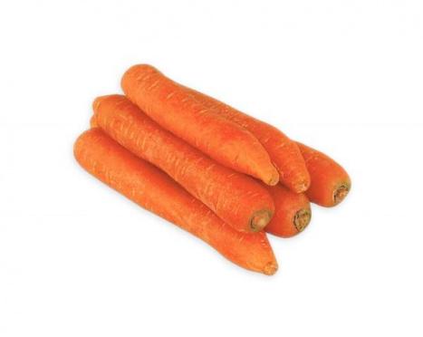 Морковь мытая пакет, вес