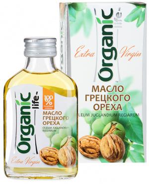 Масло грецкое Organic 100мл/20/Специалист