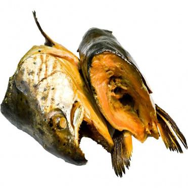 Рыба Сёмга голова г/к, вес/СП
