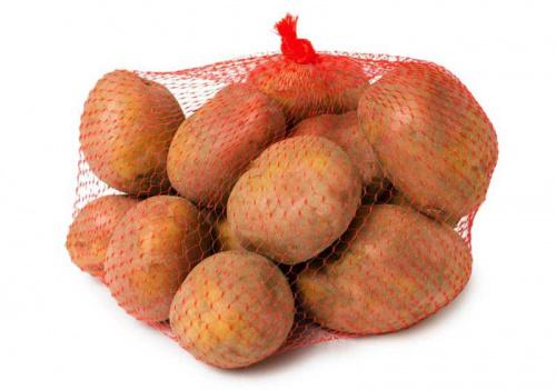 Картофель весовой фасованный сетка, вес