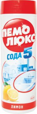 Чистящее ср-во ПЕМОЛЮКС порошок Лимон 480гр/36