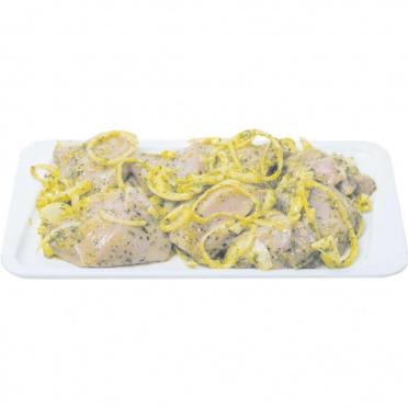 Шашлык из куриного филе в сливочном маринаде, вес/СП