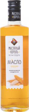 Масло из зародышей кукурузы Масляный король 0,35л ст/б/10