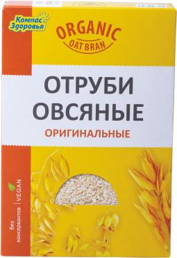 Отруби овсяные Компас Здоровья 200г/18