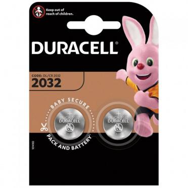 Батарейка DURACELL 2032 2шт/10