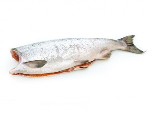Рыба Сёмга тушка б/г дефрост., вес/СП