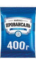 Майонез ПРОВАНСАЛЬ 400г Провансаль 60% пл/уп/27