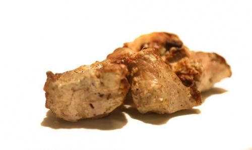 Шашлык из свинины гриль, вес/СП