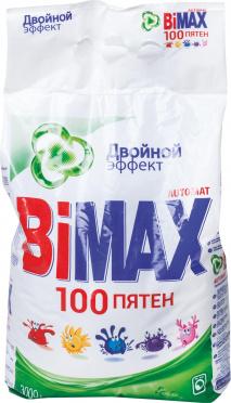 Стир порошок БИМАКС Компакт Автомат 100 пятен 3кг/4