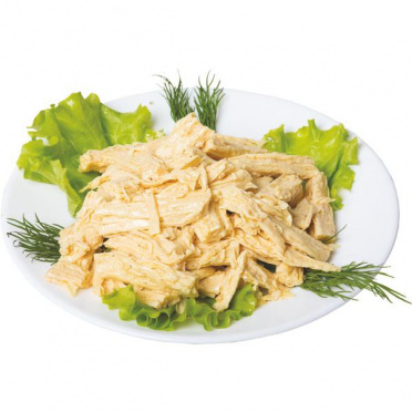 Салат из спаржи, вес/СП