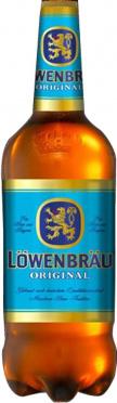 """Пиво. """"SunInBev.Ловенбрау"""" пэт 1,3-1,4л /6"""