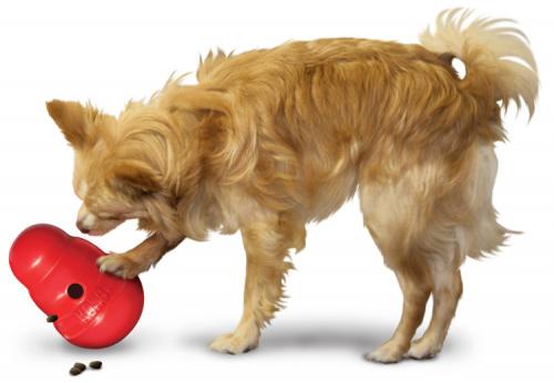 Игрушка-пищалка для собак NUNBELL Утка 5.1х26.5см микс арт.30919-0169 /1